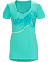 Afterglo V-Neck T-Shirt Women's Halcyon