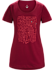 Block T-Shirt Women's Scarlet