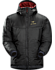 Dually Belay Parka Men's Black