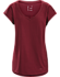 Emory Top SS Women's Scarlet