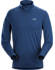 Ether Zip Neck LS Men's Cosmic