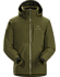 Fission SV Jacket Men's Dark Moss