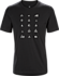 Hut T-Shirt Men's Black