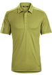 A2B Polo Shirt Men's Thistle