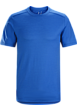 A2B T-Shirt Men's Deja Blue