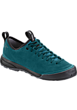 Acrux SL Leather Approach Shoe Women's Deep Lagoon/Enamel Blue
