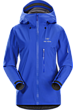 Alpha FL Jacket Women's Somerset Blue