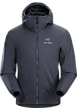Atom LT Hoody Men's Nighthawk