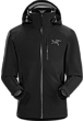 Cassiar Jacket Men's Black