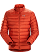 Cerium LT Jacket Men's Rooibos
