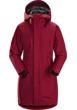 Codetta Coat Women's Scarlet