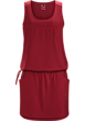 Contenta Dress Women's Scarlet