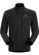Delta AR Zip Neck Men's Black