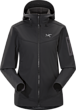 Epsilon LT Hoody Women's Black