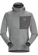 Fortrez Hoody Men's Smoke