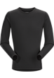 Phase AR Crew LS Men's Black