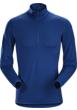 Phase AR Zip Neck LS Men's Triton