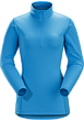 Phase AR Zip Neck LS Women's Baja