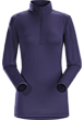 Phase SL Zip Neck LS Women's Marianas