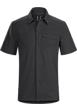 Skyline Shirt SS Men's Black