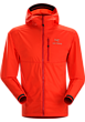 Squamish Hoody Men's Magma