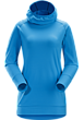 Vertices Hoody Women's Cedros Blue
