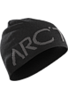 Word Head Toque  Black/Iron Anvil