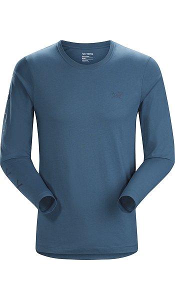 Downword T-Shirt LS Men's