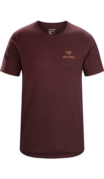 Arc'teryx エンブレム Tシャツ メンズ
