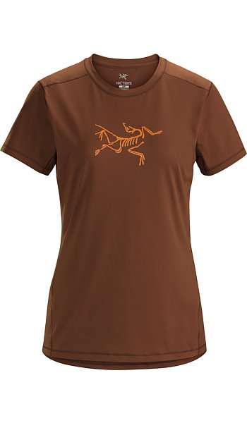Phasic Evolution Crew Shirt Damen