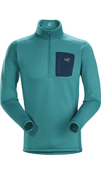 Rho AR Zip Neck Men's
