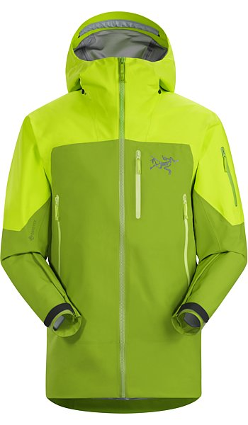 Arc'teryx セイバー LT ジャケット メンズ