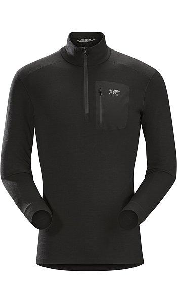 Arc'teryx サトロ AR LS ジップネック シャツ メンズ