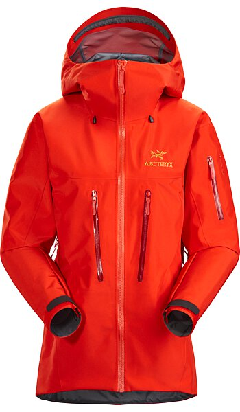 Arc'teryx Alpha SV Jacket Women's