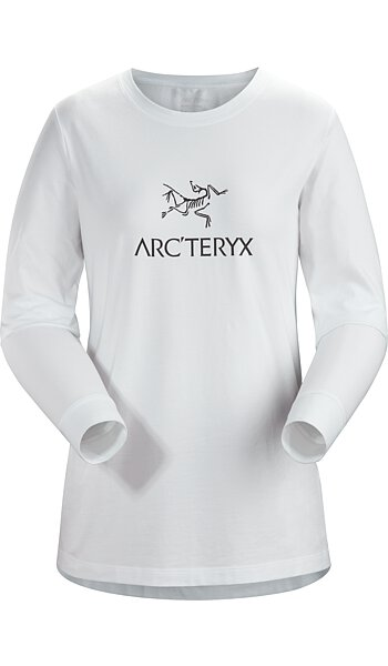 Arc'Word T-Shirt LS Women's