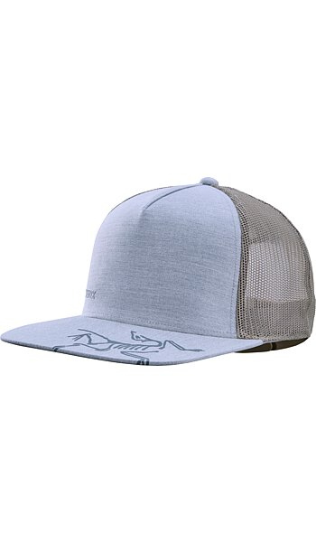 Arc'teryx Bird Brim Flat Trucker Hat