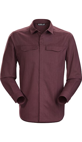 Arc'teryx Lattis Shirt LS Men's