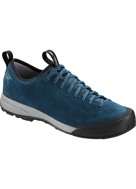 Acrux SL Leather Approach Shoe Men's Leather approach shoe designed for optimal fit, agility and versatility.