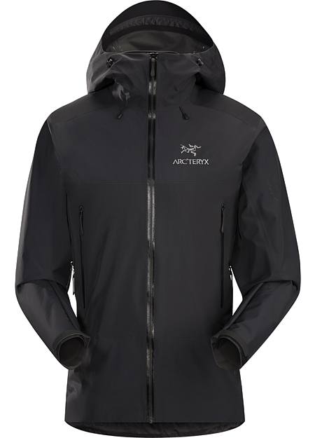 Beta SL Hybrid Jacket Men's Two GORE-TEX® fabrics combine for lightweight, packable weather protection. Beta Series: All-round mountain apparel | SL: Super light.