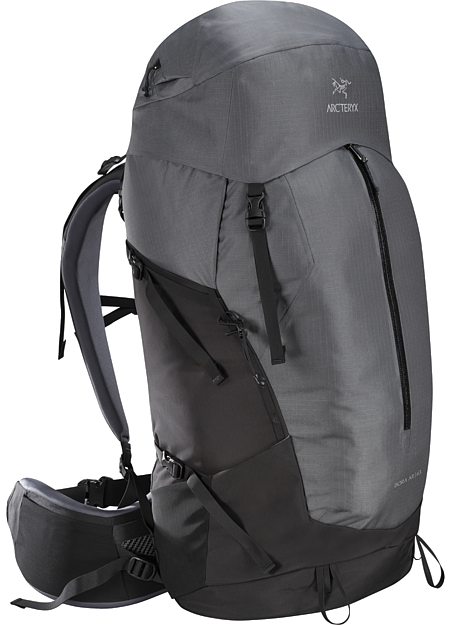 Bora AR 63 Backpack Men's Men's backpack with zonal weather protection and RotoGlide™ hipbelt.