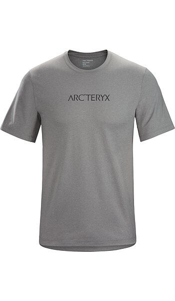 Arc'teryx Remige Word Shirt SS Men's