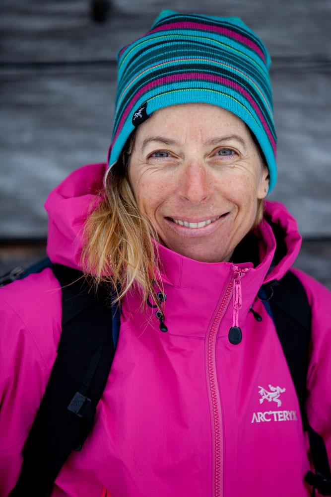 Isabelle Santoire / Athlete / Arcteryx