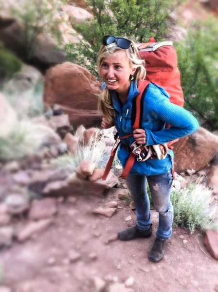 Brette Harrington / Athlete / Arc'teryx