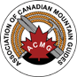 加拿大登山向导协会(Association of Canadian Mountain Guides)标志