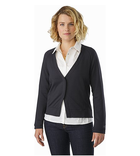 A2B Cardigan Women's Black