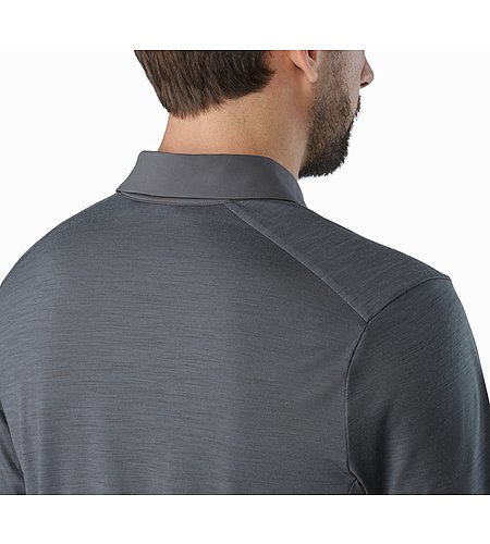 A2B Polo Shirt Janus Back Collar