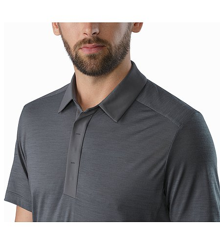 A2B Polo Shirt Janus Front Collar