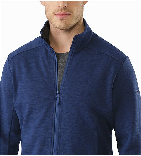 A2B Vinton Jacket Triton Open Collar