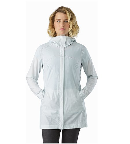 A2B Windbreaker Jacket / Womens / Arc'teryx