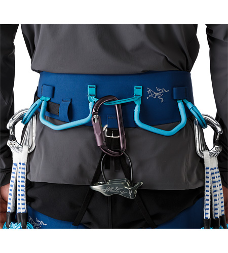 AR-395a Harness Poseidon Back View Detail